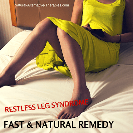 How To Get Rid Of Restless Leg Syndrome Naturally