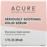 Acure Seriously Soothing Solid Serum 1.7 fl oz