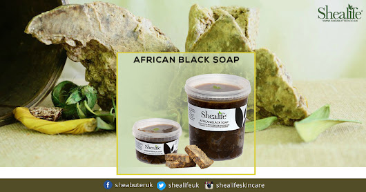 Top Beauty Benefits of African Black Soap