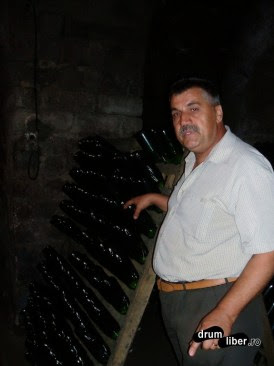 În tunelurile de la Șimleu Silvaniei