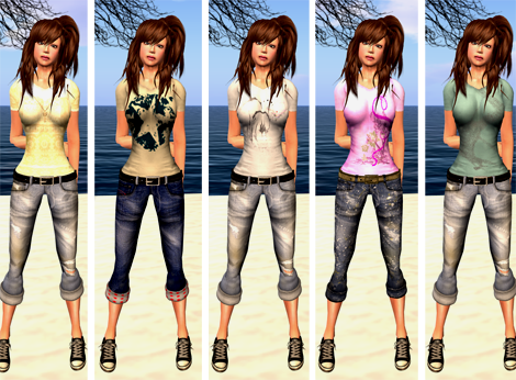 NEW! Releases by Shiki Designs
