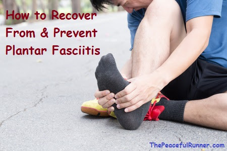 Help for a Plantar Fasciitis Injury