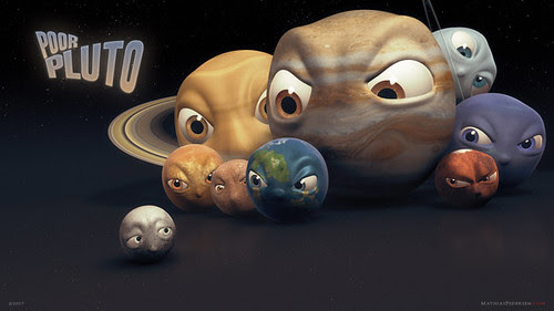 Poor Pluto by you.
