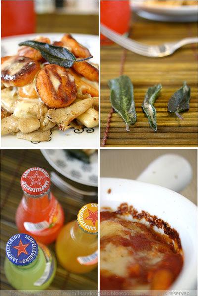 Sweet Potato Gnocchi Two Ways