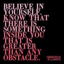 Believe in Yourself Quotable Magnet