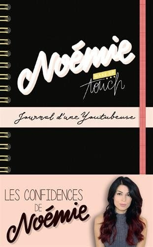 Couverture Journal d'une Youtubeuse