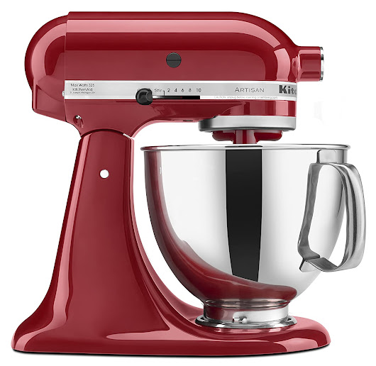 Kitchen Aid Mixer - Why Should I Get One? ~ Carolee's Kitchen