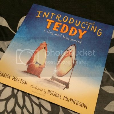 Introducing Teddy by Jessica Walton, illustrated by Dougal MacPherson