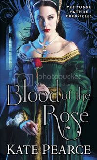 Blood of the Rose Cover