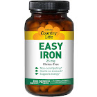 Country Life Easy Iron, 25 mg, Capsules - 90 count