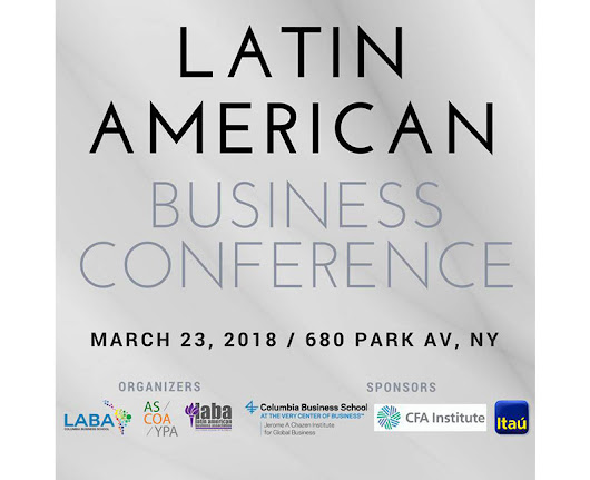 Latin American Business Conference 2018 | AS/COA