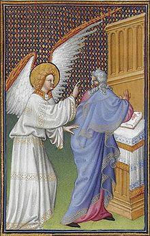 Saint Zacharie, père de saint Jean-Baptiste (1er s.)