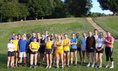 Post Race Group