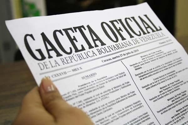 Publican en Gaceta Oficial N° 40.942 Ocupación Inmediata de Kimberly Clark Venezuela