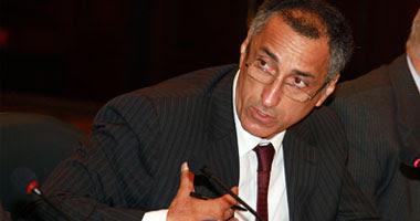 طارق عامر رئيس مجلس إدارة البنك الأهلى المصرى
