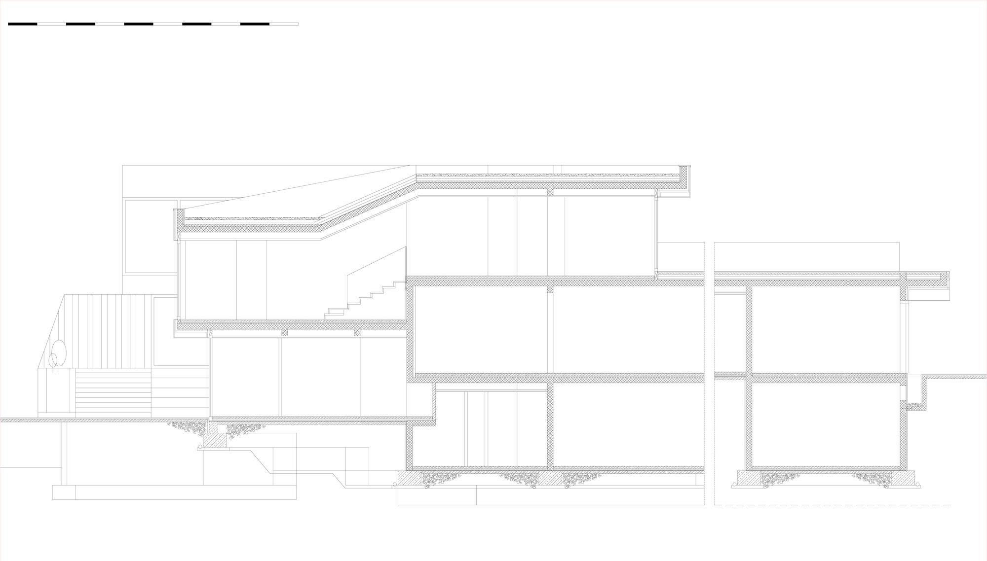 house,Villa Old Oaks - OFIS arhitekti