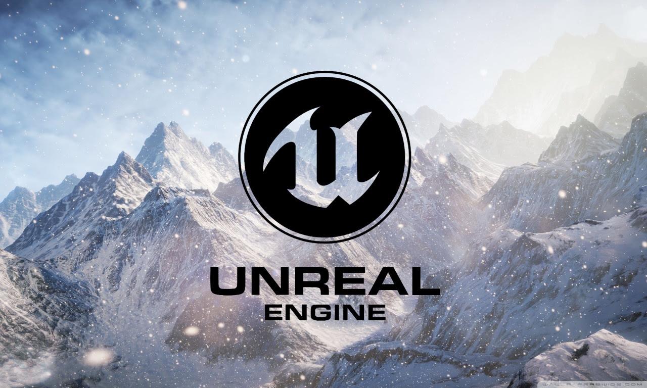 Unreal Engine Ultra HD Desktop Background Wallpaper for 4K ...