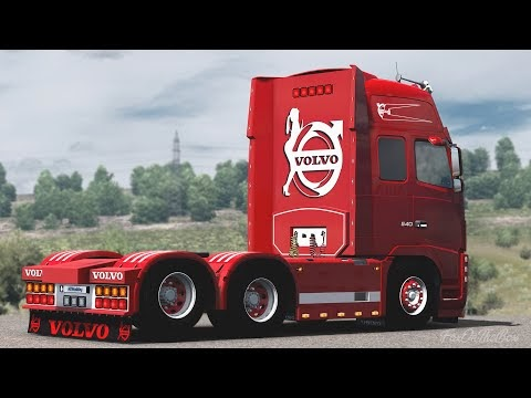 [ETS2 v1.39] CHASSI | VOLVO | FH 16