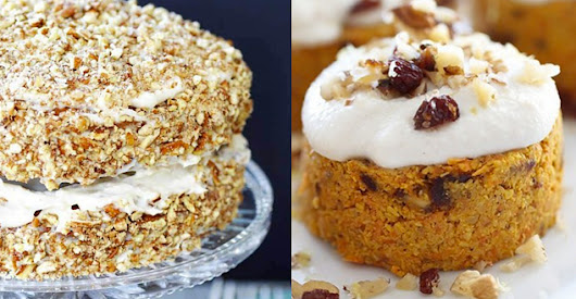 12 Ridiculously Delicious Carrot Cakes To Eat This Spring
