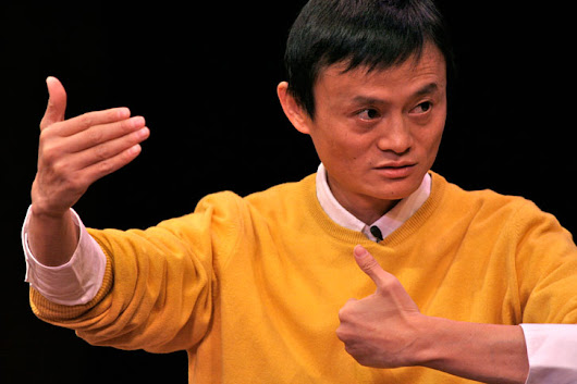 Video: Jack Ma tells entrepreneurs 'Don't be scared'