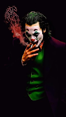 Graffiti Joker Keren