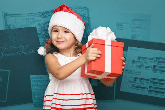 RootsMagic Blog    » 5 Easy Gifts that Really Bring Families Together