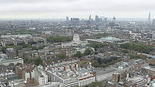 Perierga.gr - Πανοραμική περιήγηση στο Λονδίνο με ένα κλικ!