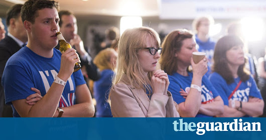 Meet the 75%: the young people who voted to remain in the EU
