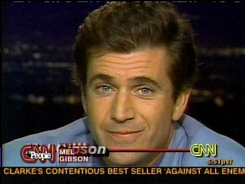 mel gibson young photos. Mel Gibson Gurl