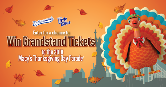 Entenmann's® Macy's Thanksgiving Day Parade® Sweepstakes