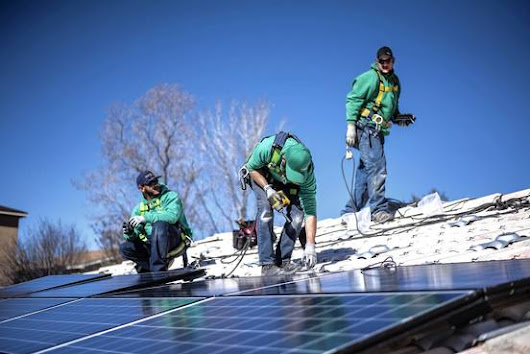 Solar Panel Leasing Decreases as More Customers Look to Buy