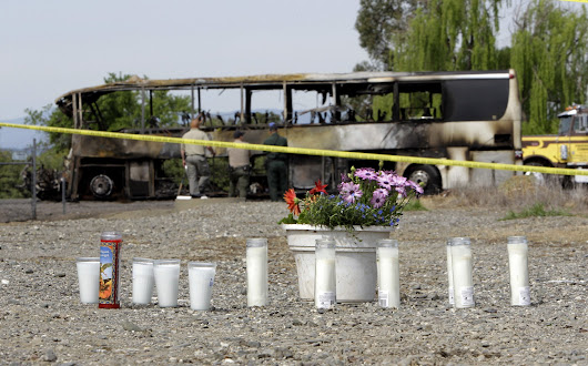 Gaps in safety rules contributed to deaths, injuries in Orland bus crash