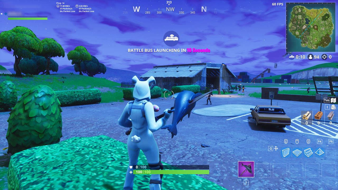 Fix Lag Ping Issues In Fortnite Battle Royale Pwrdown - ping and fps in fortnite