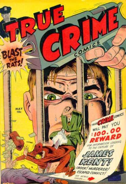 True Crime Comics 2