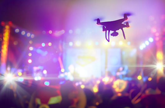 DroneBase - Drones and the Future of Entertainment