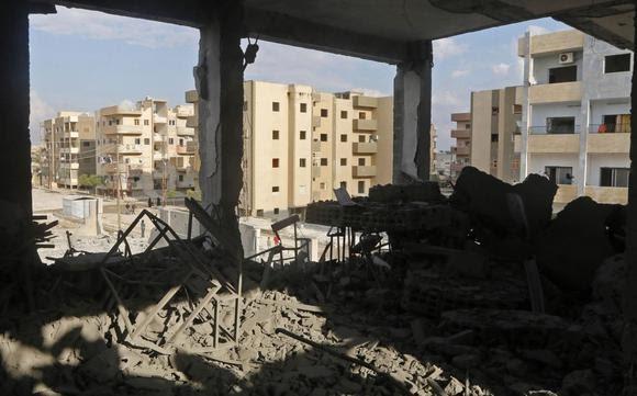 Syria says U.S.-led strikes have not weakened Islamic State