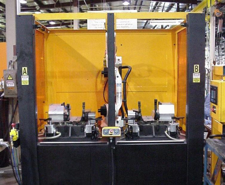 Robotic Weld Cells Integrate Robotic Welding Turnkey Weld Cells And Weld Assembly Machines