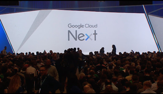 2017 - Google Cloud Next
