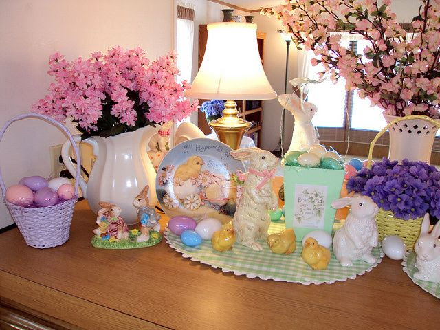 41 FASHIONABLE IDEAS TO DECORATE YOUR HOME FOR EASTER - Fashion Diva Design