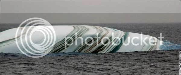 Rainbow Iceberg