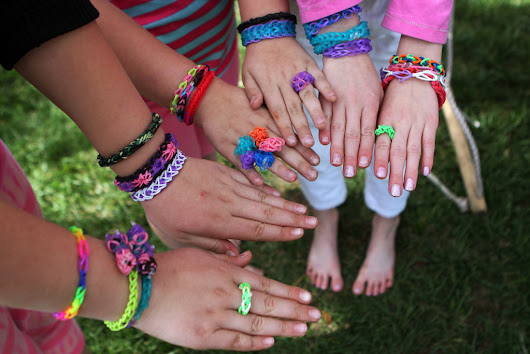 Surviving and thriving with the Rainbow Loom craze