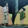 Hunter X Hunter Ging And Gon