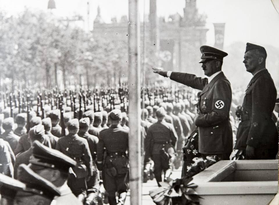 A Berlino, nel 1939