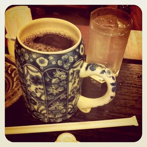 アイスコーヒーLサイズ( ´ ▽ ` )ノ by shiokazePP