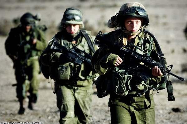 Фото:  об армии Израиля