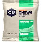 GU Energy Chews - Watermelon