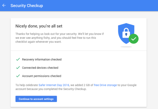 Today you can get 2GB of Google Drive storage for free | Ars Technica