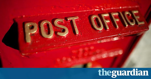 UK's Post Office workers to stage second walkout | Business | The Guardian