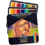 Prismacolor Premier Colored Pencils, Assorted Colors, 48/Box (3598T)