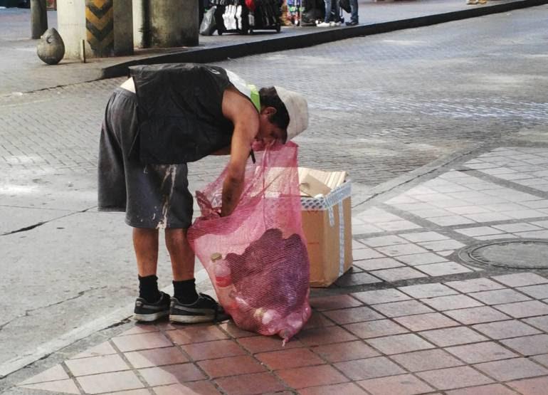Empresa exportadora de oro usaba habitantes de calle para millonarias transacciones